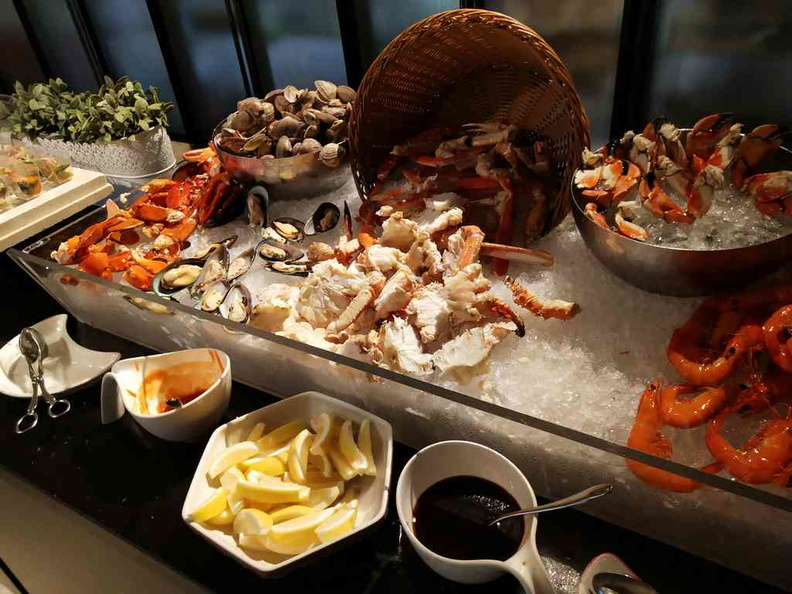 Triple three Seafood selection