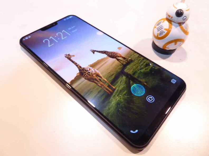 It will be easier to recommend the Vivo X21 with a lower price tag.