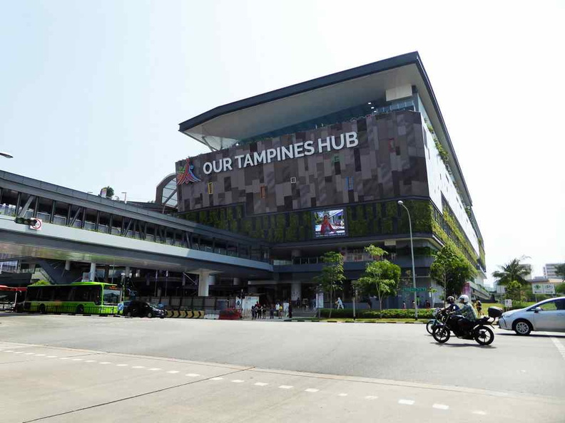 Welcome to Tampines Hub!