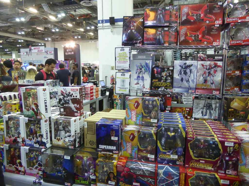 Toys range for sale this year