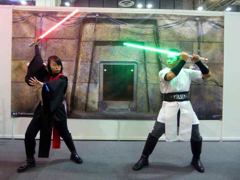 Jedis Unguard!