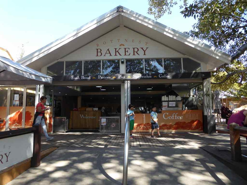 Welcome to the Rottnest Bakery
