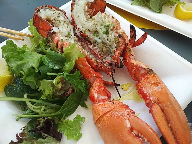 The $9.90 Boston Lobsters