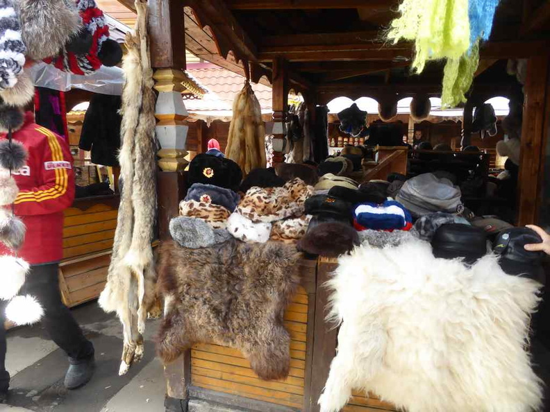 Stores selling fur products