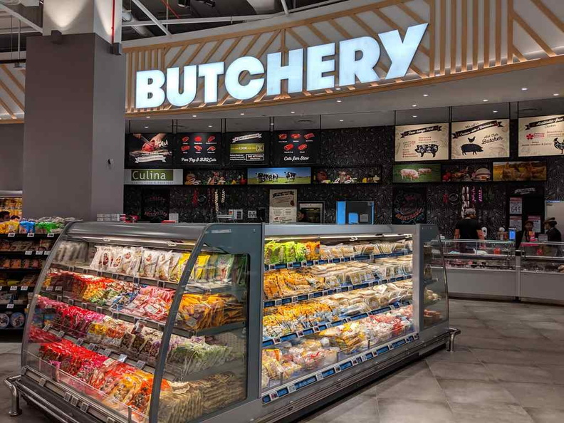 Got meat? The butchery offers all kinds of meats under one roof with special cuts too.