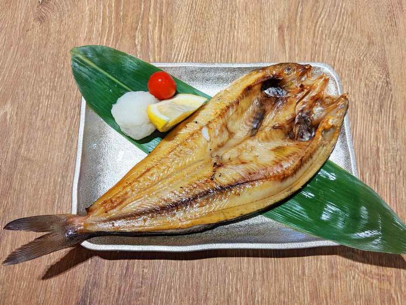 Gohan roasted fish