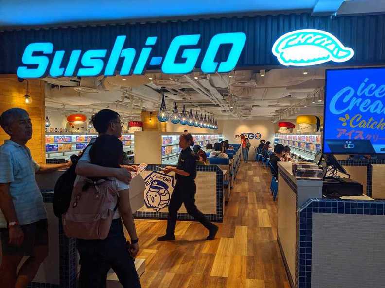 Sushi-Go establishment