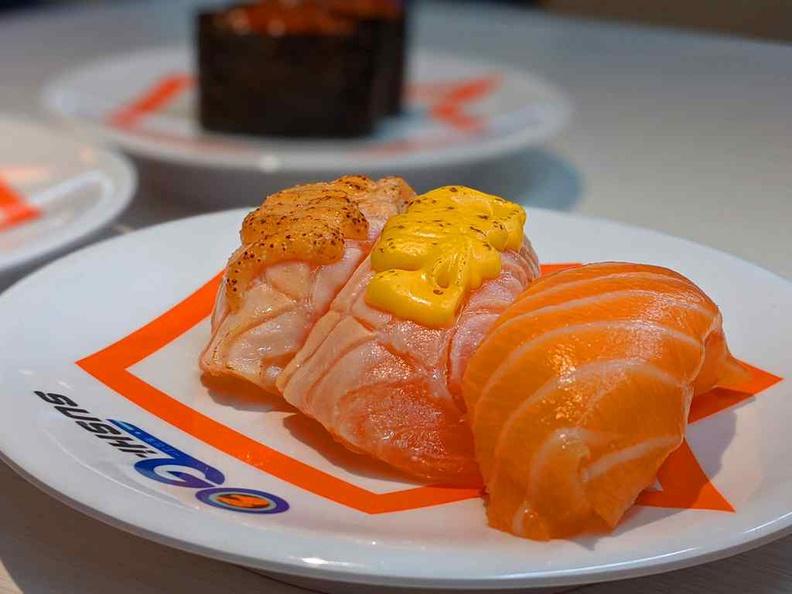 Sushi-GO's star