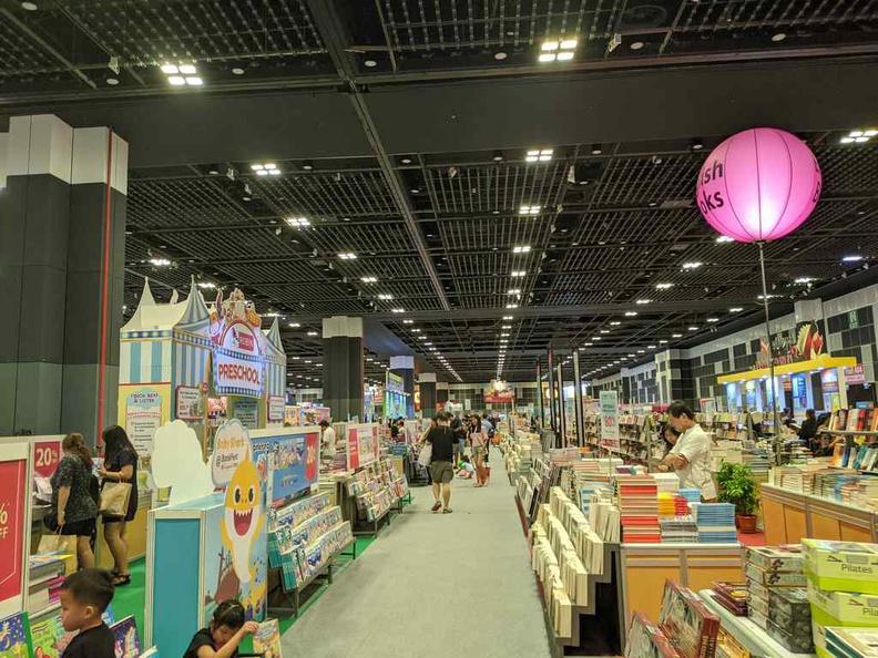 Popular bookfest