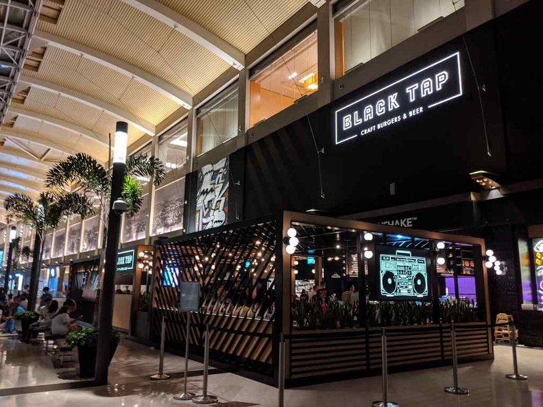 Blacktap right in the heart of Marina Bay Sands