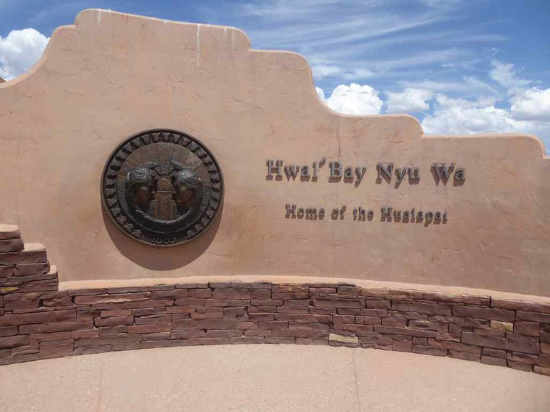 Welcome to Grand Canyon west, a tourist development brought to you by the Hualapai Indian tribe