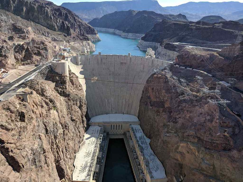 The 84 year old plus Hoover Dam. Is it as recognizable as an icon as it is in pop culture movies