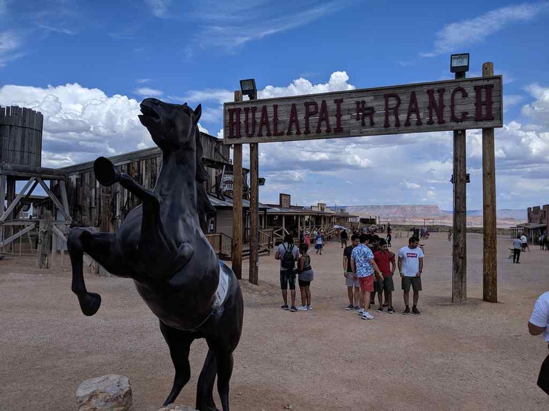Grand Canyon West Hualapai Ranch