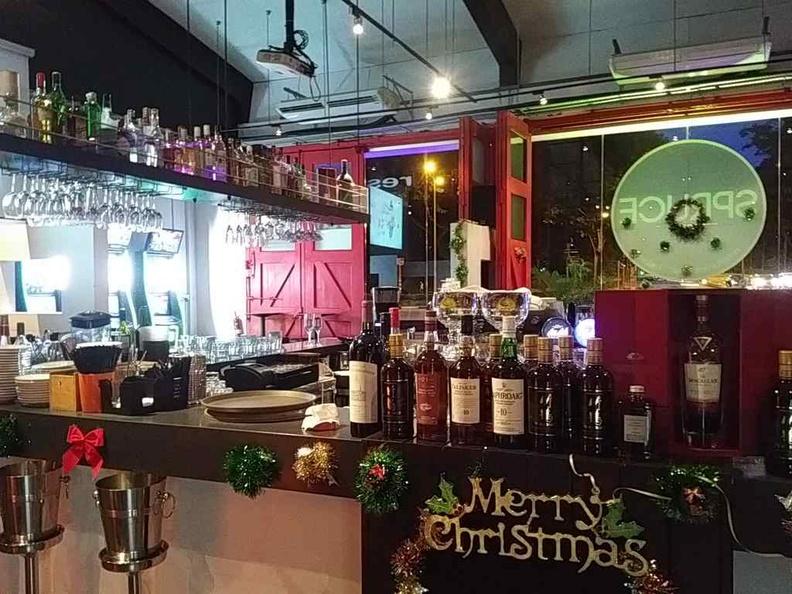 Spruce Bukit Timah indoor bar