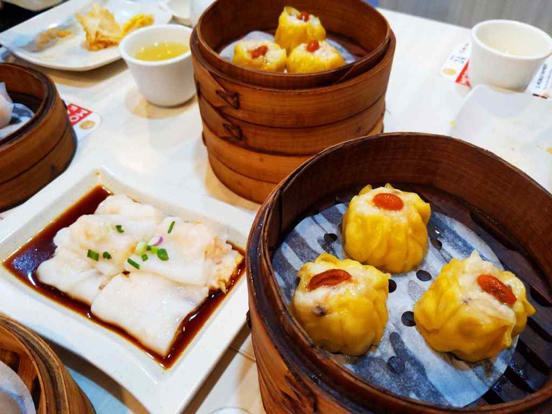 The dim sum spread