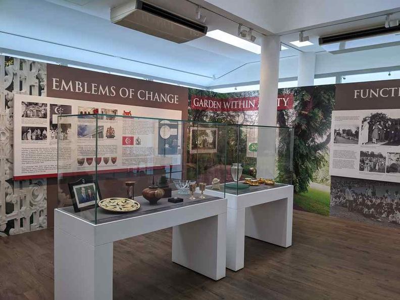 Istana Heritage Gallery interior