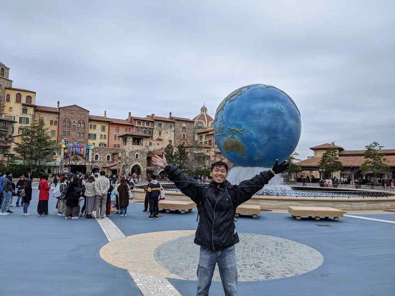 Ahoy Tokyo Disney Sea