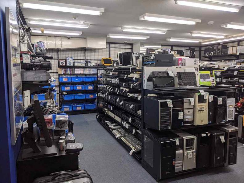 Hardoff used hardware store