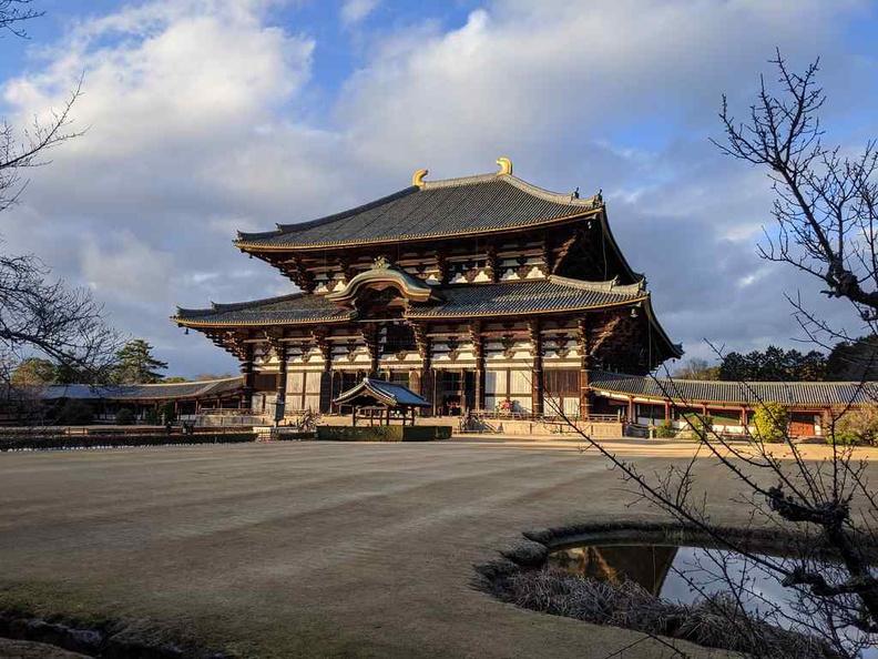 Todaiji temple grounds