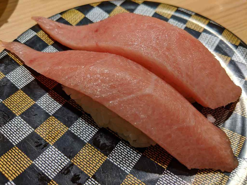 Fatty Tuna, highly recommend and melts in your mouth