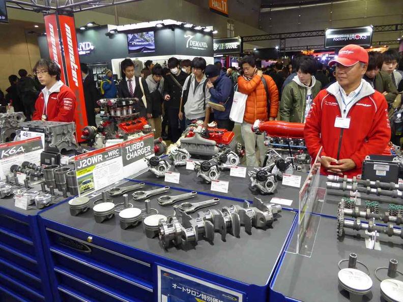Tokyo Auto Salon 2017 aftermarket parts