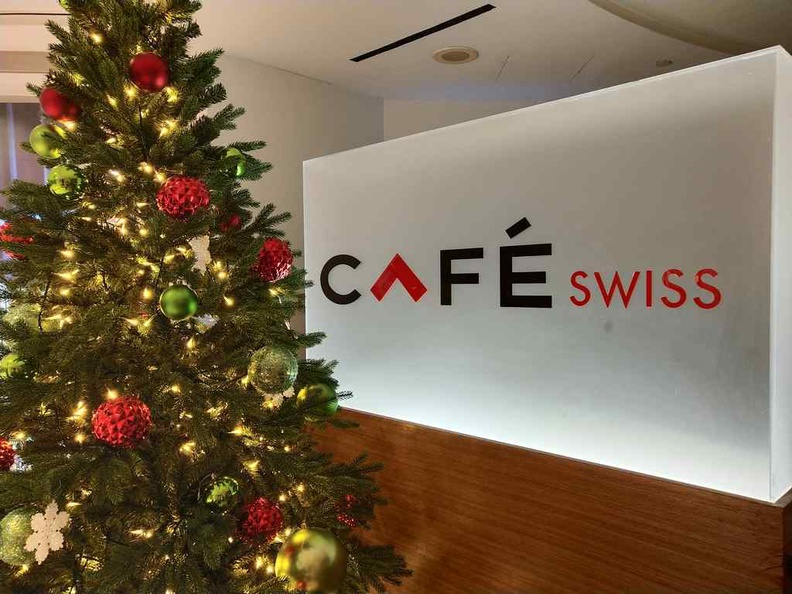 Café Swiss Buffet